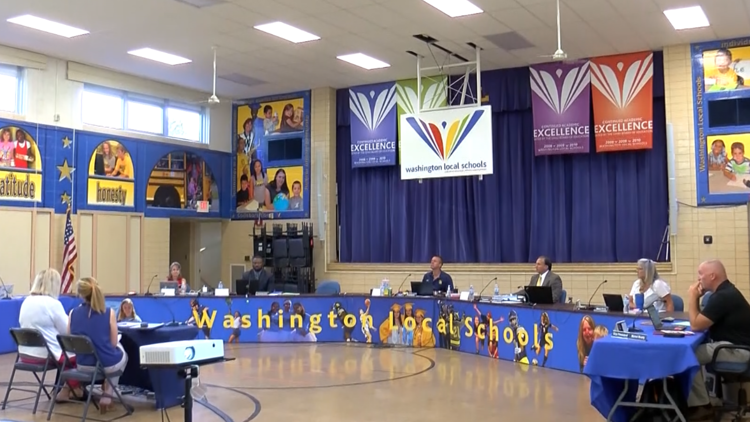 WLS moves to remote learning schedule for Friday, Oct. 1 only