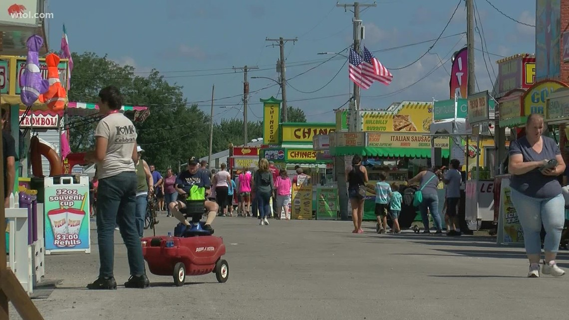 Many Wood County fair-goers not worried about Covid-19 Delta variant at all