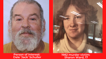 Oregon police announce 'person of interest' in 1982 cold-case murder