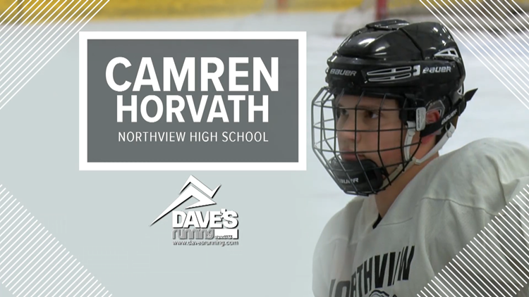 Athlete of the Week: Northview High School's Camren Horvath