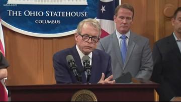 Gov. DeWine outlines background check plan