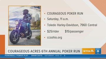 Courageous Acres Poker Run