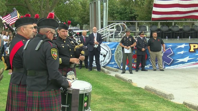 20 years on, Gibsonburg ceremony allows remembrance, education