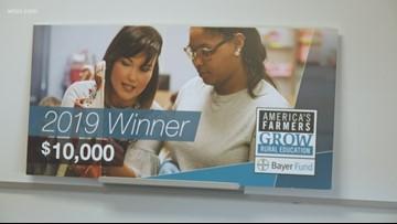 Waterville Primary School receives $10,000 grant