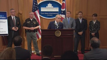 Ohio Gov. Mike DeWine proposes new actions to strengthen firearm background checks