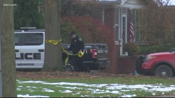 Police radio recording details Monroe officer-involved shooting