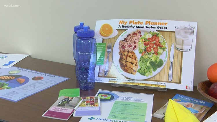Family Focus: Mercy Health free nutrition program educates those managing chronic illness