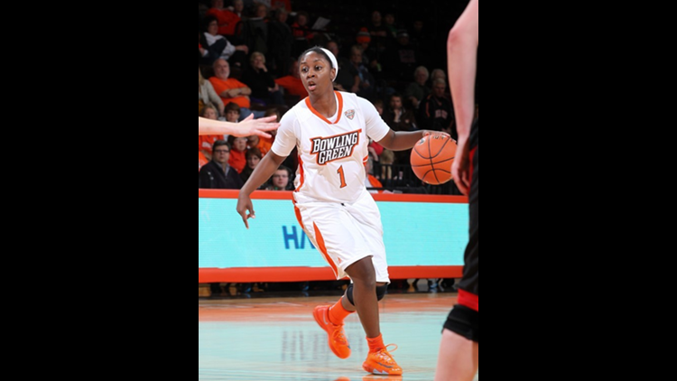 Community donates thousands to former BGSU basketball player with MS
