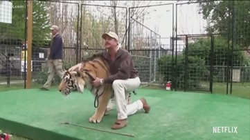 For Findlay man, 'Tiger King' was real life (warning: spoilers ahead)