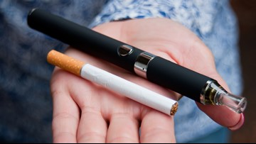 Ohio law taking effect Thursday that requires cigarette buyers to be 21