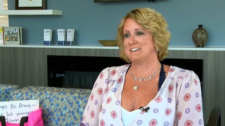 Jennifer Bowman breast cancer survivor