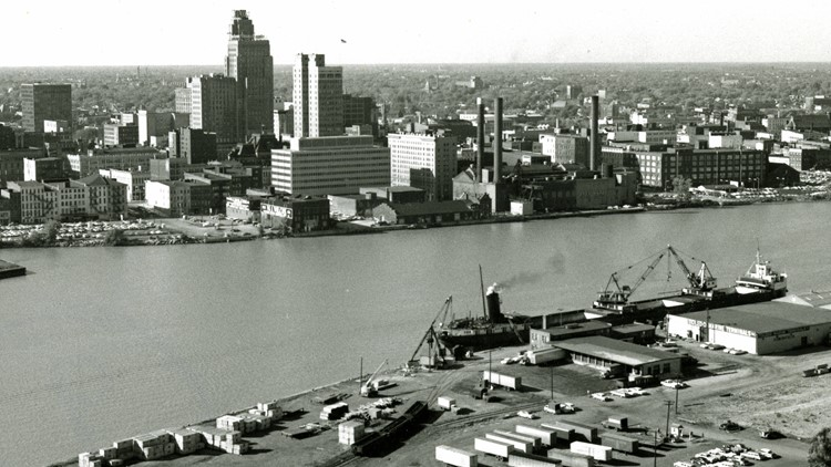 To know how far Toledo's come, we've got to see where it's been - Downtown's renaissance was years in the making