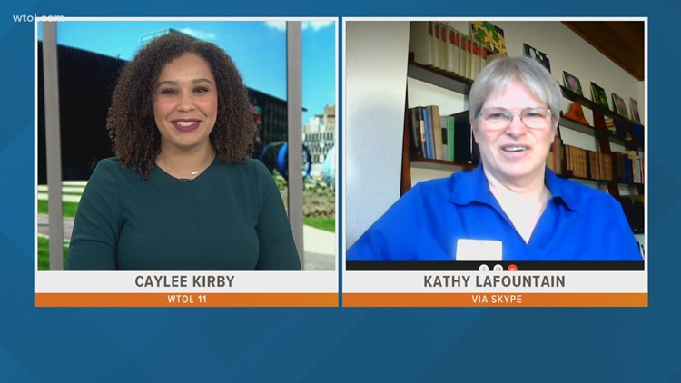 Kathy Lafountain - YMCA Aquatics Director   Your Weekend Guest