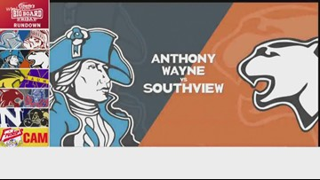 Charlie's Dodge Chrysler Jeep Ram Big Board Friday: Anthony Wayne vs. Southview