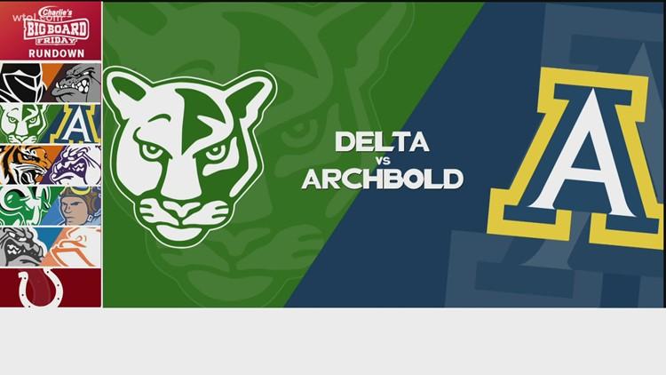 Big Board Friday Week 6: Delta vs. Archbold