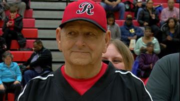 Rogers Scorekeeper retires after 40 years