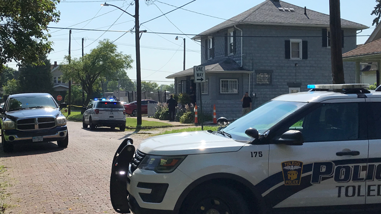 Woman and child stabbed in central Toledo