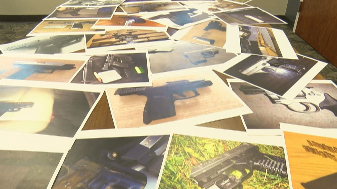 OSHP troopers recover more firearms in 2020 than in 2019