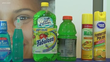 Family Focus: Dangerous poisons in your home