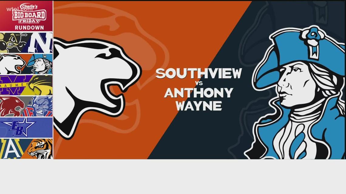 Big Board Friday Week 5: Southview vs. Anthony Wayne