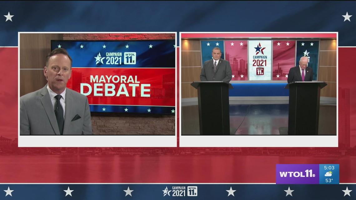 WATCH: Toledo Mayoral Debate 2021