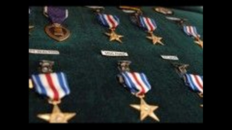 Ohio soldier to be awarded Silver Star Medal