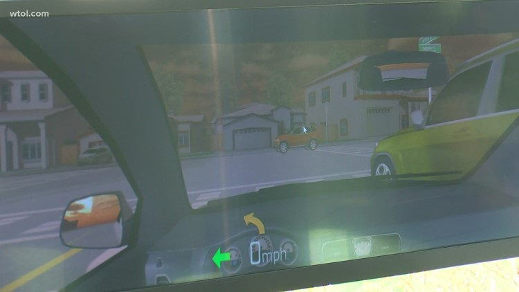 ProMedica strives to stop distracted driving with simulator