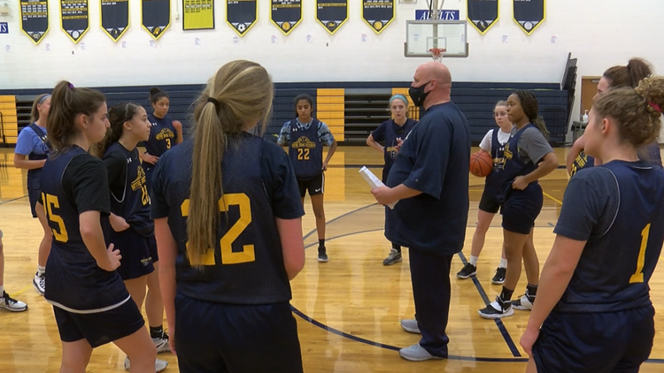 Notre Dame Academy basketball preparing for another deep playoff run