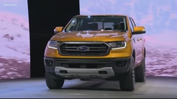 Brand-new Ford Rangers recalled for too-hot HVAC system