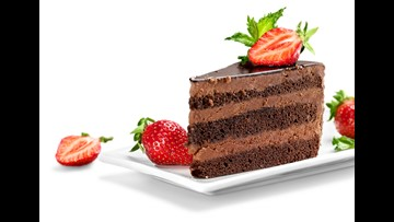 Your Day Recipes: Brownie Strawberry Cake