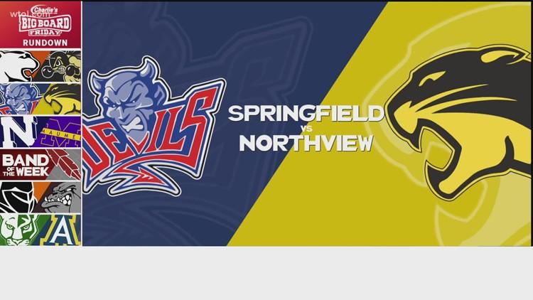 Big Board Friday Week 6: Northview vs. Springfield