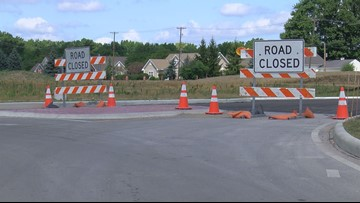 Roundabout construction deadline extends into school year