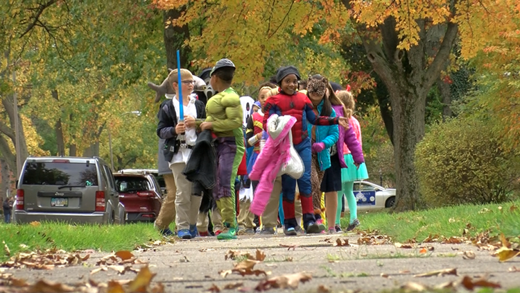Protecting your kids from common hazards and COVID-19 this Halloween