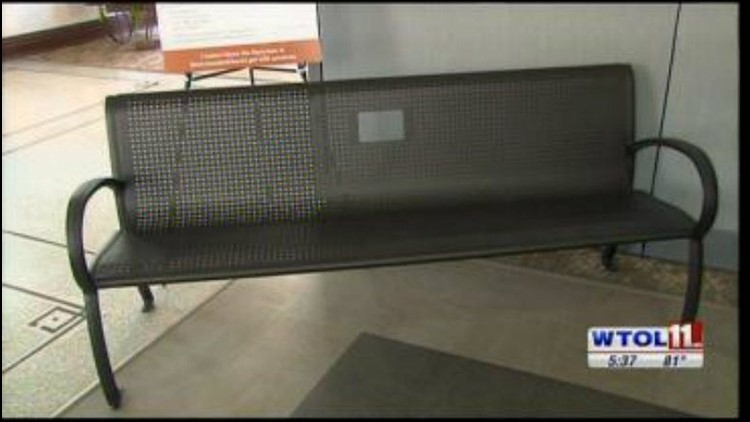 Adrian recruits residents to adopt benches downtown