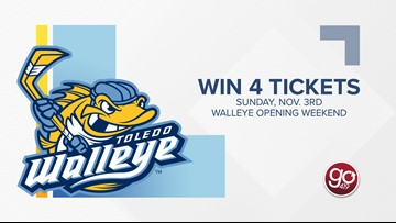 Congrats to our winners of Opening Weekend Walleye Tickets