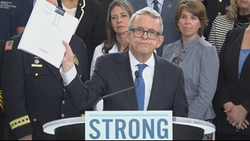 Governor DeWine unveils Strong Ohio bill to limit gun violence