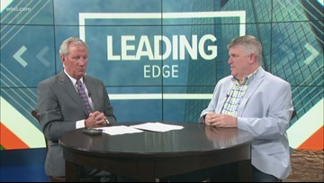 May 19: Leading Edge with Jerry Anderson - Guest Jeff Sailer