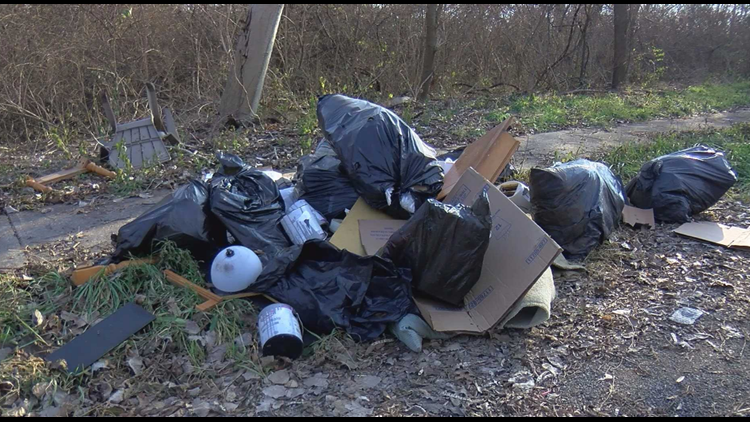 Call 11 for Action: Man charged for illegal dumping on Utah St.