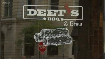 Deet's BBQ & Brew opens downtown