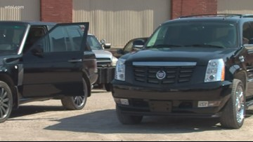 Toledo Police Hold Abandoned Car Auction Virtually Wtol Com