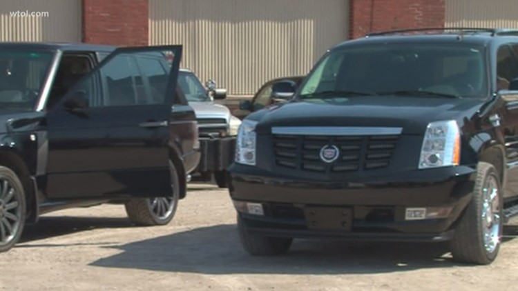 Largest surplus vehicle auction in Ohio kicks off this weekend