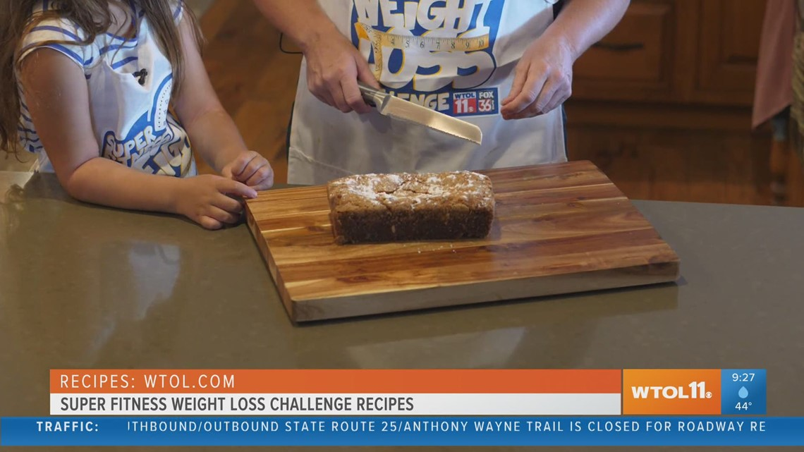 SFWLC Recipes: Zucchini bread