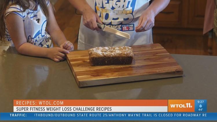 SFWLC Recipes: Zucchini bread