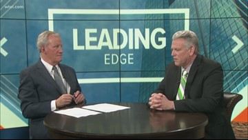 May 12: Leading Edge with Jerry Anderson - Guest Perrysburg Public Schools superintendent Tom Hosler