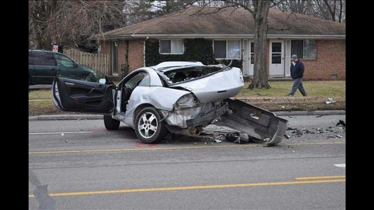Whitmer student killed in west Toledo crash   wtol com