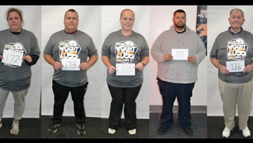 Super Fitness Weight Loss Challenge is down to the Top 5!