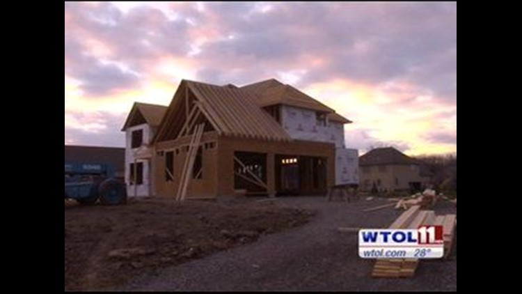 Perrysburg begins construction on new subdivision