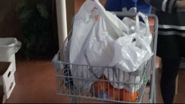 'Remain in the cycle of blessings' - Lutheran Social Services emergency food pantry increases in clients, needs more volunteers