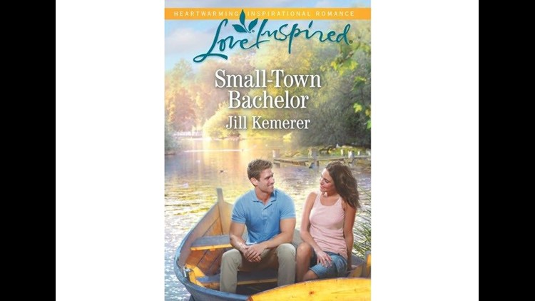 Local romance writer stops by WTOL