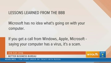 Lessons learned from the BBB